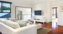 Living Room Plastering